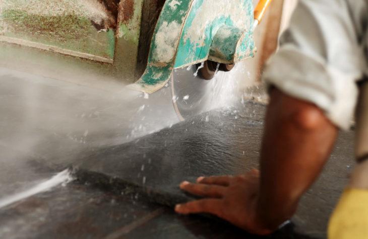 Discos de corte: Como a água influencia no desempenho